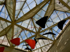 Alexander Calder Mobile, National Gallery of Art, Washington, DC