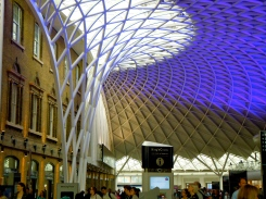 King's Cross Station, London